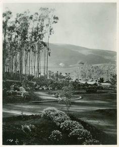 C 1920's Malaga Cove area of Palos Verdes.