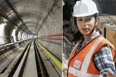 Meet India's First And Only Woman Tunnel Engineer Who Worked On Bengaluru's Metro Project - KrazyKeeda