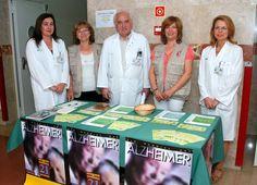 El Hospital Nuestra Señora del Prado de Talavera de la Reina muestra su apoyo a la asociación de Alzheimer - 45600mgzn