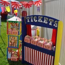 carnival party decoration pictures - Google Search