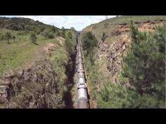 Trem na Coxilha Rica - YouTube
