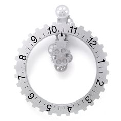 Cogs Clock #steampunk