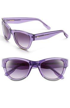 Women's Jason Wu 'Nadja' 51mm Sunglasses - Dark Lilac