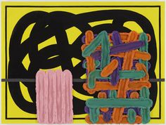 Selected Works « Jonathan Lasker « Artists « Timothy Taylor Gallery