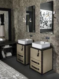 agate gemstone bathroom vanity backlit with led lighting bathroom designs we love at design ideas we love at design connection inc kansas city