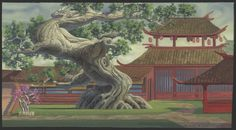 17 Pieces of Stunning Mulan Concept Art | Oh My Disney