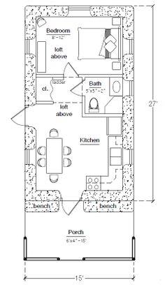 HNC Earthbag House floorplan (click to enlarge)