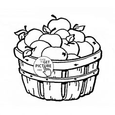 Banana Tree fruit coloring page for kids fruits coloring pages