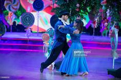 Dancing with the Stars treats viewers to a frightfully delightful night filled with chilling performances on MONDAY, OCTOBER 31 (8:00-10:01 p.m. EDT). Val Chmerkovskiy and Laurie Hernandez
