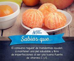 #Sabíasque nos encanta el #otoño porque inicia la temporada de #mandarinas !
