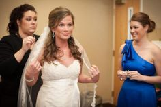 The Creative Beauty Consultant:  Winter Wedding Makeup and Hair WInter Bridal Style