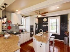 Visit www.diynetwork.com/blog-cabin/vote-for-your-favorite-kitchen to vote for your favorite Which Kitchen Is Your Favorite?