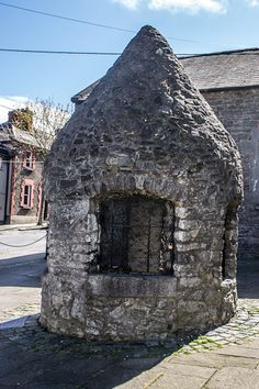 St. Sylvester's Well In Malahide ( A Holy Well)