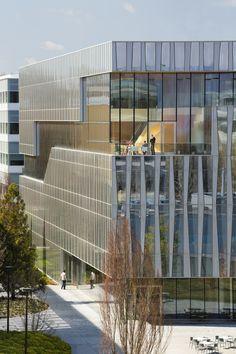 Galeria - Novartis Campus / Weiss/Manfredi - 21
