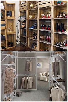 Escolhendo Seu Closet