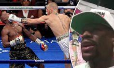 Floyd Mayweather makes big Conor McGregor claim and slams Oscar de le Hoya