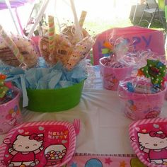 Hello Kitty For My Neice For Her 5th Birthday