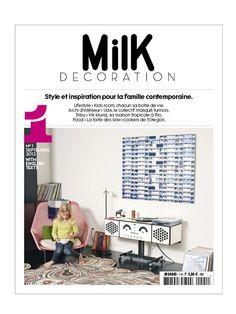 Milk Decoration # 1