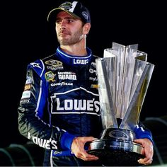 1. Jimmie Johnson Races-36 Wins-6(Daytona, Martinsville, Pocono, Daytona, Dover, and Texas) Top 5s-16 Top 10s-24 DNFs-1 Poles-4(Martinsville-New Track Record, Pocono-qualifying rained out, starting line up set by owner points, Pocono-New Track Record, Phoenix-New Track Record)