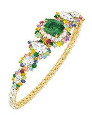 A Dior ring. Love all the colors!..M TAylor: Great everyday ring, goes with everything!