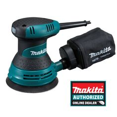 Makita Random Orbital Sander With Extra 30 Sanding Pads Best Random Orbital Sander, Makita, Home Repair, Power Tools, Woodworking, Quote Family, Free Delivery, Dust Bag, Champagne