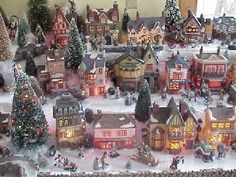 Another great Christmas Village Display