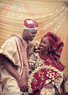 Nigerian Wedding !!