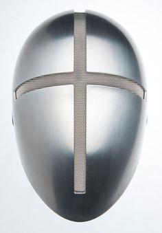 3 | Philippe Starck Bike Helmet Looks Like Space-Age Riot Gear | Co.Design | business + design