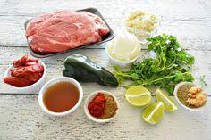 Crock Pot Cuban Beef Recipe