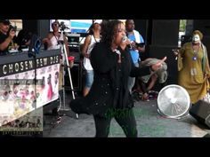Chosen Few Picnic 2015 - Evelyn Champagne King Performance and Interview w/ Cortney LaFloy GHOSTCAM7 - YouTube