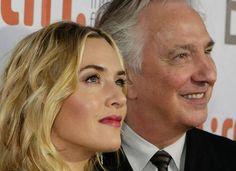"Kate Winslet & Alan Rickman - Toronto Film Festival for ""A Little Chaos"" - September 13, 2014"