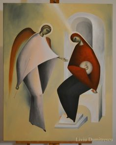 The Annunciation Contemporary Art