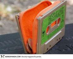 Old Cassette Tape Into Purse-15 Creative Ways to Repurpose