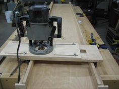 """Surfacing rough lumber without a 16"""" jointer"""