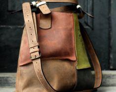 Ladybuq Bag smaller size Brown color