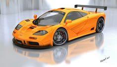 Durante la década de los '90, McLaren fabricó poco más de 100 unidades de uno de los vehículos que hasta hoy sigue siendo uno de los más rápidos del mundo. ¿De qué se trata esto? El McLaren es un superdeportivo V12 de 6.1 litros S70/2, el cual tiene una velocidad de 386 km/h.
