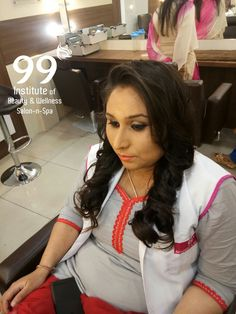 Ninety Nine Beauty Academy and Salon – best beauty academy and institute of beauty and wellness in ludhiana city. Bringing new innovations, educational parameters and enhancing beauty environment in Punjab. Beauty Experts at 99 Beauty Academy and salon. Bring a professionalism in the beauty skills with our certification courses