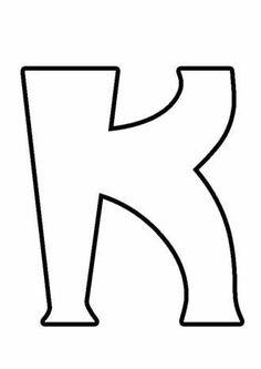 буква К, слова на К, учим детей логике