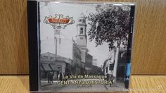 LA VIA DE MASSAGUÉ. CENT ANYS D'HISTÒRIA. 1901-2001 / NADALES. CD / CARELI RECORDS. 12 TEMAS / LUJO.