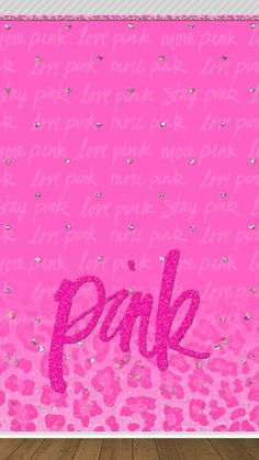 Trendy Ideas for wall paper pink glitter victoria secret