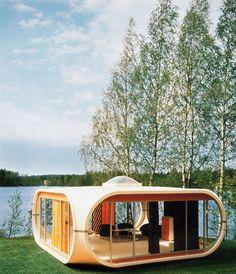 Venturo House, by Matti Suuronen.