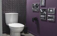 Déco toilette : Idée et tendance pour des WC zen ou pop | Tableau ...
