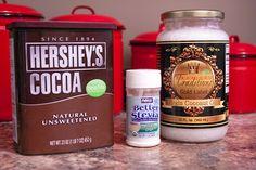 The Blue House Blog: {Trim Healthy Mama} Skinny Chocolate.