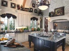 Traditional Kitchen Designs are the evergreen trend! Have a look at the best of them | Ideas | PaperToStone