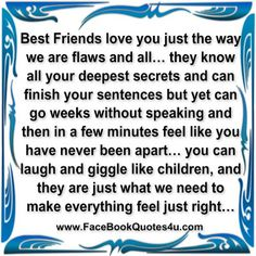Best Friend Quotes And Sayings   best friends love you