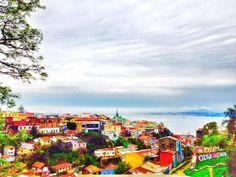 Yourope - Trip to Valparaiso, Chile