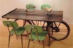 flea market flips - great picnic table