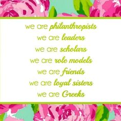 ❥ WE ARE GREEKS! ❥