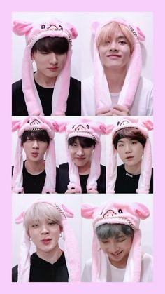 Bts Taehyung, Bts Bangtan Boy, Bts Jimin, Namjoon, Memes Gifs, Bts Memes, Jung So Min, Foto Bts, Boy Scouts