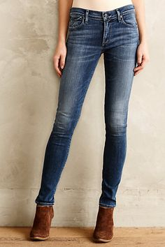 Citizens of Humanity Avedon Skinny Jeans #anthropologie